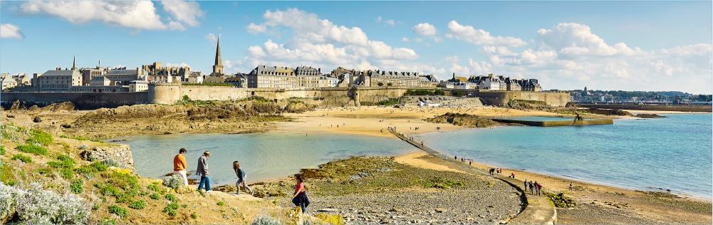 """""""Ruta por Bretaña, de Nantes al Mont Saint-Michel"""": travesía moderna de un antiguo país"""