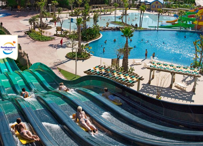 PortAventura World, un verano muy refrescante