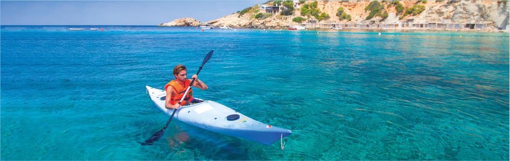 Ibiza, la isla de la que te enamorarás sí o sí