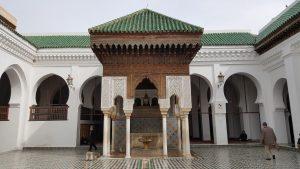 Mezquita Karaouiyyine