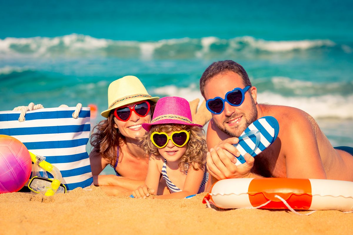 5 consejos para elegir el viaje en familia ideal