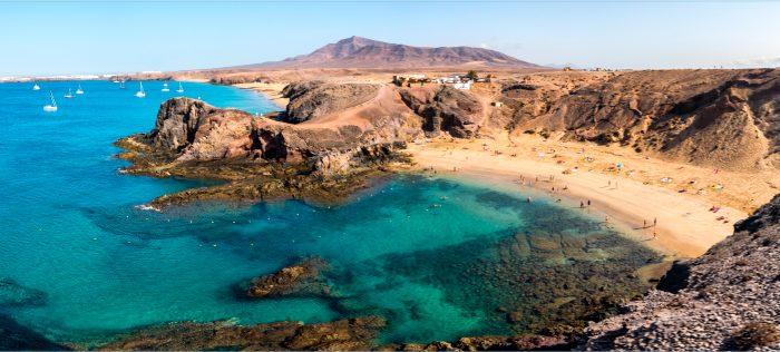 Visita Lanzarote, la isla diferente