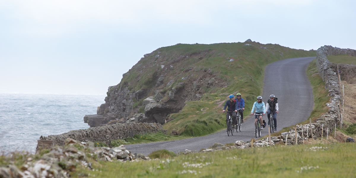 Ciclismo en Doolin
